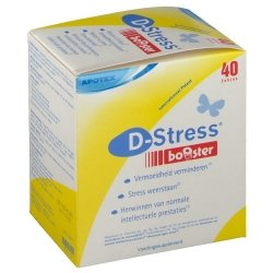 Synergia D-Stress Booster Poudre 40 Sachets
