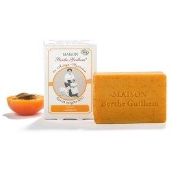 Berthe Guilhem Savon Surgras Bio Abricot Lemongrass 100g