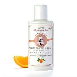 Berthe Guilhem Crème Douche Surgras Bio Orange Douce Huile de Bourrache 250ml