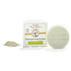 Berthe Guilhem Shampoing Solide Bio Cheveux Normaux à Gras 100g
