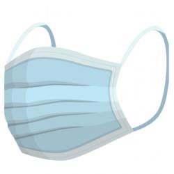 Masque Barrière Protection Visage Réutilisable - 1 Pièce