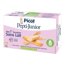 Picot Pepti-Junior Mes 1ers Boudoirs 8 Mois 150g