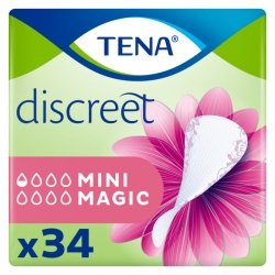 Tena Lady Mini Magic 34 pièces