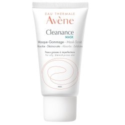 Avène Cleanance mask masque-gommage tube 50ml