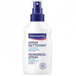 Hansaplast Spray Nettoyant Plaies 100ml