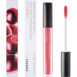 Korres Morello Voluminous Lipgloss 42 Peachy Coral 4ml