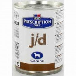 Prescription diet j/d canine chiens 370 g 8009zz
