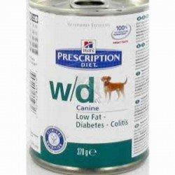 Prescription wd canine diététique chiens 370g 8017zz