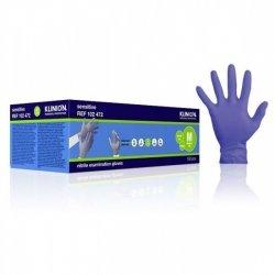 Klinion Gants Protection Nitrile S - 150 pièces