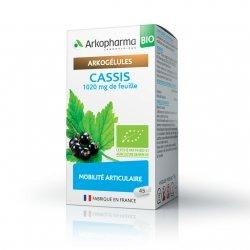 Arkopharma Arkogélules Cassis Bio Mobilité Articulaire 45 gélules