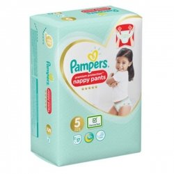 Pampers Premium Protection Nappy Pants Taille 5 17 pièces
