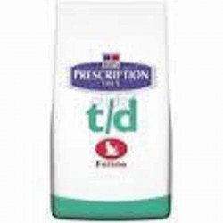 Prescription diet td feline chat 6 x 1.5kg 8688m