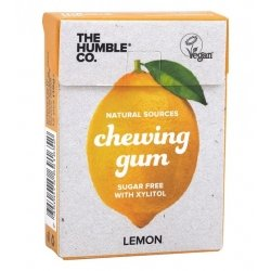 Humble Brush Chewing Gum Citron 12 gommes