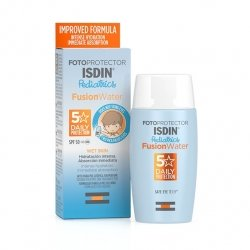 Isdin Fotoprotector Pediat.fusion Water Ip50+ 50ml