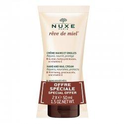 Nuxe Duo Pack Rêve de Miel Crème Mains et Ongles 50ml