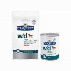 Prescription diet wd canine chiens 12kg 6662m