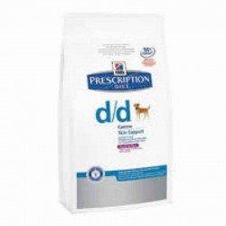 Prescription dd canine diététique chien canard riz 5kg *9118