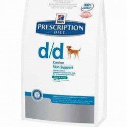 Prescription dd canine diététique chien salmon/riz 5kg *9115