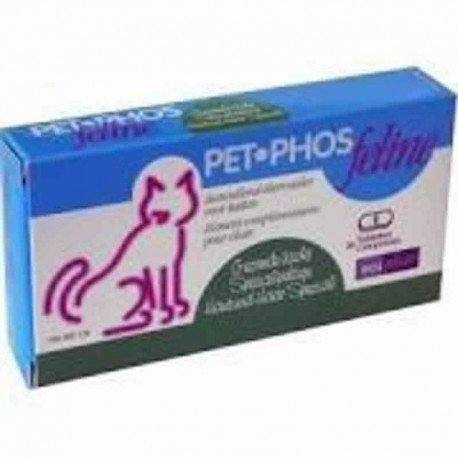 Pet-phos félin spécial pelage 36