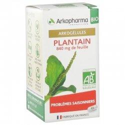 Arkopharma Arkogélules Plantain Bio 45 gélules