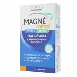 Nutreov Magné Control Stress-Relax 30 comprimés