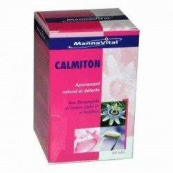 Mannavital immunoton capsules 30