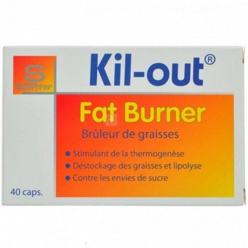 Kil-out fat burner 40 - Pharmasimple