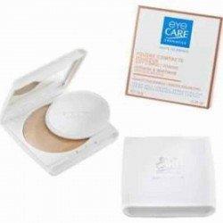 Eye care: fond de teint compact beige naturel pour peaux seches et normales10g