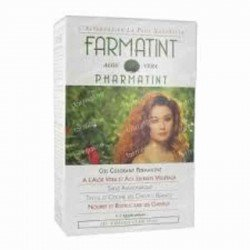 Farmatint chatain-dore 120ml *4d
