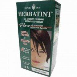 Herbatint: diverses couleurs chatain-cuivre 120ml