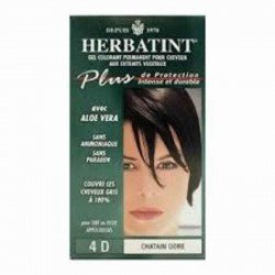 Herbatint: diverses couleurs chatain-dore 120ml