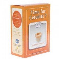 Cetodiet (produits hyperprotéinés) flan caramel poudre sachets 6