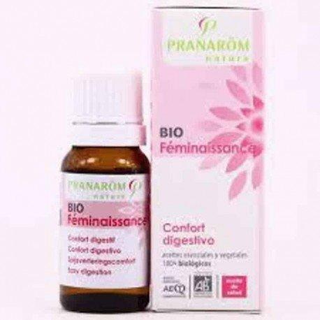 Pranarom Feminaissance confort digestif huile essentiel 100% 10ml