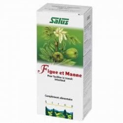 Salus sèves préparations figue-manne 200ml