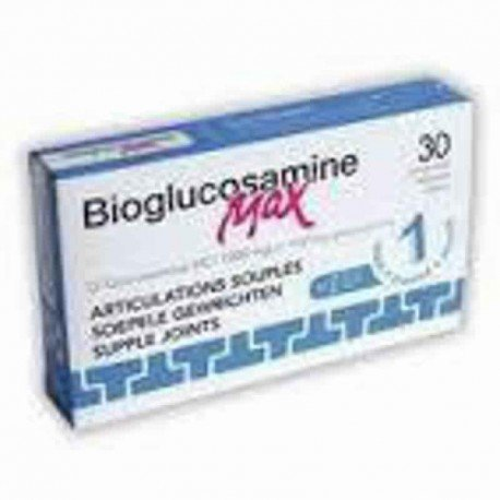 Bioglucosamine max sachets 30