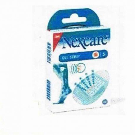 Nexcare gel strips doigts 6 strips