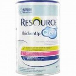 Resource thickenup clear poudre epaississante 125g