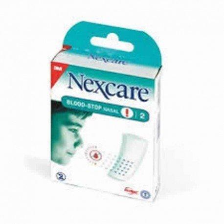 Nexcare bloodstop nasal plug 2 plugs