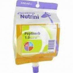 Nutricia Nutrini peptisorb pack 500ml