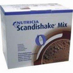Nutricia Scandishake mix chocolat 6x85g