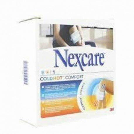 Nexcare cold hot pack comfort