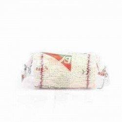 Zeno phar bandes crepe+filet rouge 7cmx4m