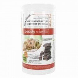 Beauty science milkshakes health chocolat 700g