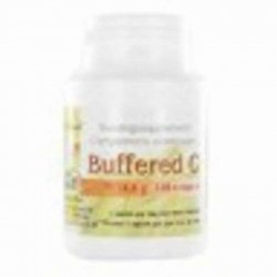 Buffered c - the herborist capsules 60