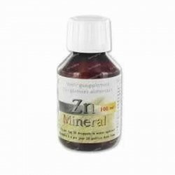 Zn mineral - the herborist 100ml 0807a