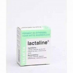 Yalacta Lactaline fromage blanc 6 sachets 2g
