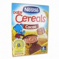 Baby cereals cacao 250g