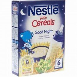 Baby cereals good night 250g