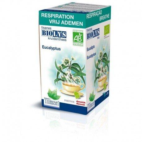 Biolys eucalyptus infusion 20