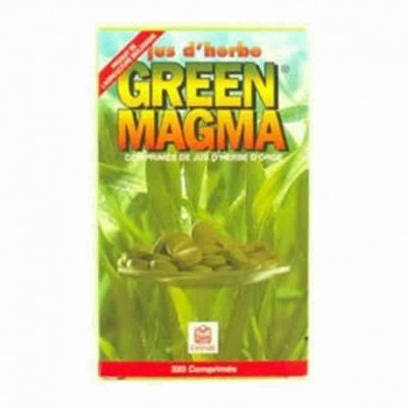 Metagenics green magma 320 comprimés